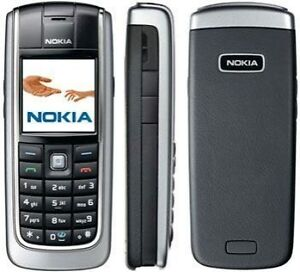 Nokia 6021 - Black (Unlocked) Mobile Pho...
