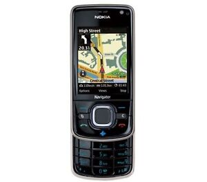 Nokia 6210 - Black (Unlocked) Mobile Pho...