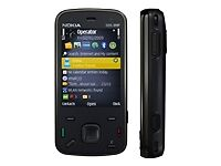 Nokia N86 8MP - 8 GB - Indigo black (Unl...