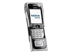 Nokia N91 - 4 GB - Light chrome (Unlocke...