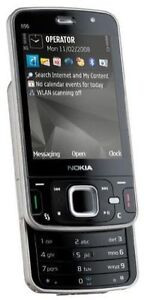 Nokia N96 - 16 GB - Black (Unlocked) Sma...