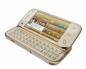 Nokia N97 mini - 8 GB - Gold (Vodafone) ...