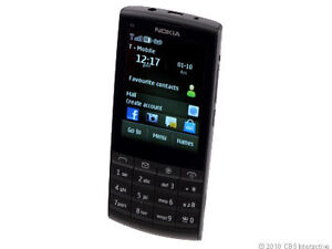 Nokia X3-02 - Dark Metal (Unlocked) Mobi...