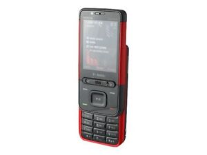 Nokia XpressMusic 5610 - Red (Unlocked) ...