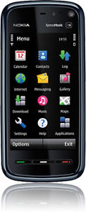 Nokia XpressMusic 5800 - Black (Unlocked...