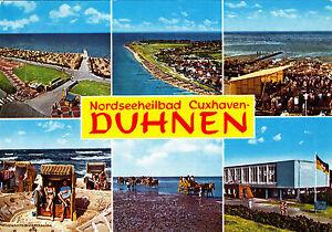 Nordseeheilbad-Cuxhaven-Duhnen-AK-19-gel