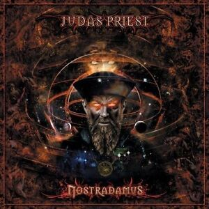 Nostradamus by Judas Priest (CD, Jun-200...