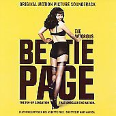 The Notorious Bettie Page CD, Apr 2006, Lakeshore Records