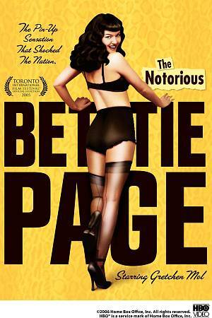 The Notorious Bettie Page DVD, 2006