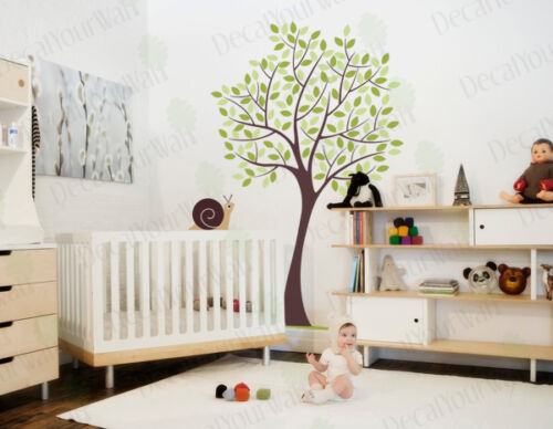 Nursery Baby Kids Room large Tree Removable Vinyl Wall Art Decal Decor Stickers in Home & Garden, Kids & Teens at Home, Bedroom, Playroom & Dorm Decor | eBay