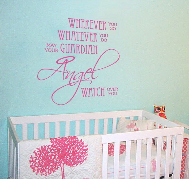 Quote Wall Stickers For Nursery : Nursery wall decals quotes quotesgram
