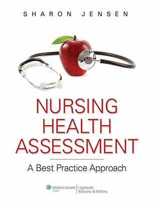 pocket guide for nursing health assessment a best practice approach