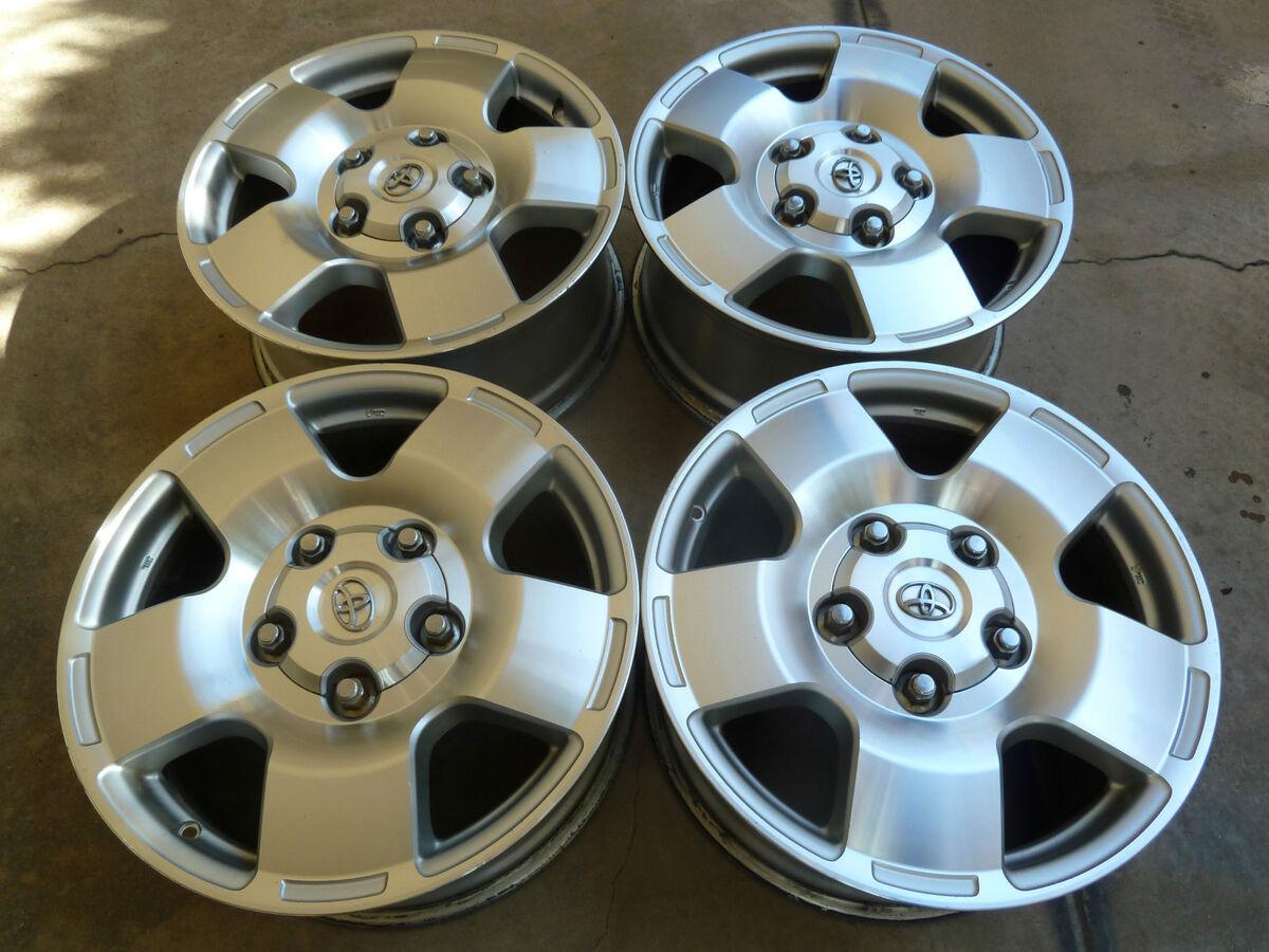 18 Toyota Tundra Alloy Rims Factory Wheels Sequoia