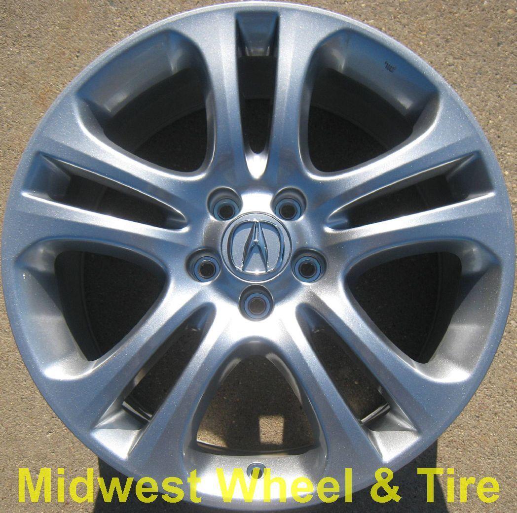 "19"" Acura RDX MDX TSX TL RSX RL Wheels Rims Factory Stock"