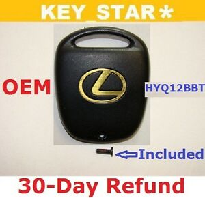 Key Fob Keyless Entry Remote Transmitter Shell Case Back ...