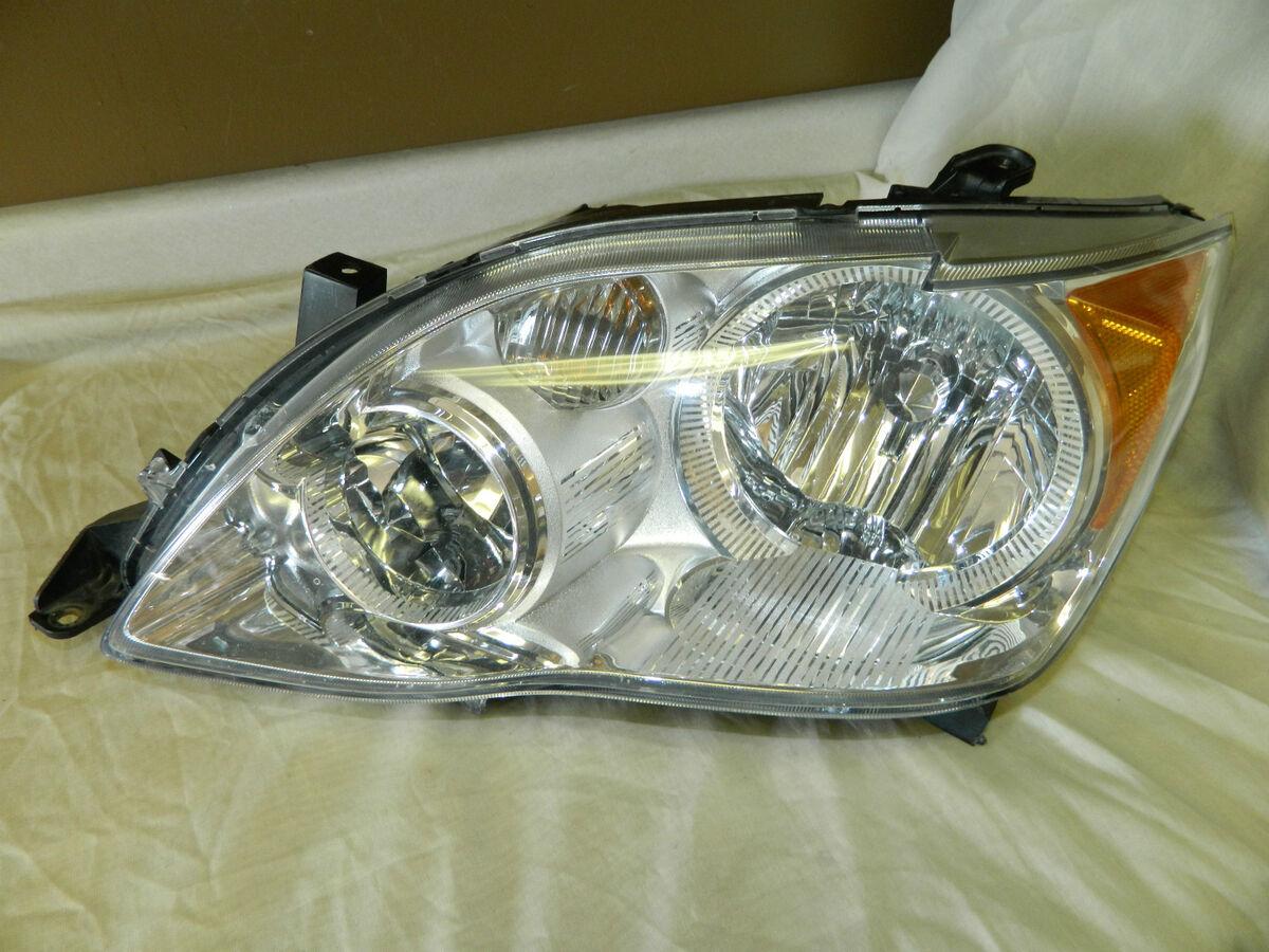 2008 2010 Toyota Avalon Left Driver Side Headlight Assembly