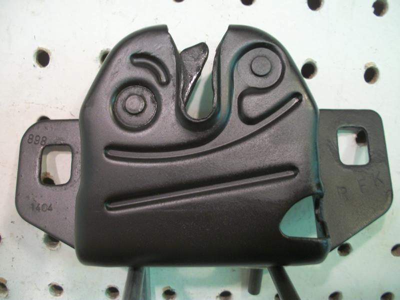 Dodge Pickup Truck Hood Latch Lock Assembly RAM 1500 2500 3500 94 95 96 01
