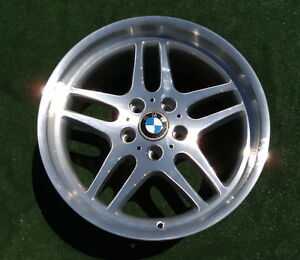 Factory Style Bmw E39 540i 530i Sport M Parallel Spoke 37