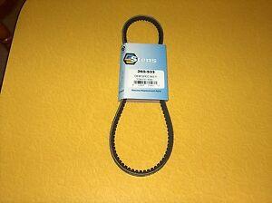 OEM Spec Belt for TORO 37-9080 Snowthrowers 3521, 421, 521 & 522 Stens 265-533