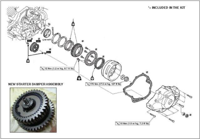 custom parts  custom parts xvs1100