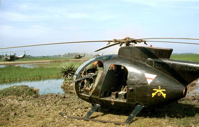 Loach helicopter for sale