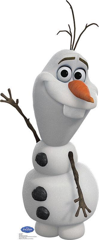 Frozen Poster Olaf OLAF SNOWMAN DISNEY'S ...