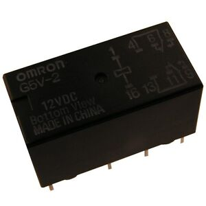 OMRON-G5V2-12-Relais-12V-DC-2xUM-2A-288-Ohm-Relay-for-Signal-Circuits-854063