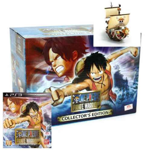 ONE PIECE PIRATE WARRIORS COLLECTOR'S EDITION PS3 GAME BRAND NEW - ENGLISH in Video Games & Consoles, Other Video Games & Consoles | eBay