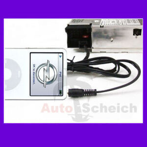 opel cd30 mp3 aux line in adapter kabel ipod iphone. Black Bedroom Furniture Sets. Home Design Ideas