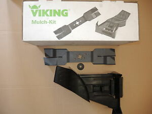 original viking messer mulchkit f r rasenm her mb 443 neu. Black Bedroom Furniture Sets. Home Design Ideas
