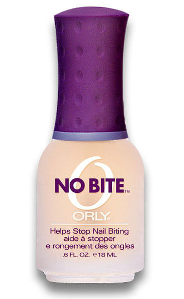 A Bitter Flavored Nail Bite Deter Helps Break The Annoying And Sometimes Painful Biting Habit Allowing For Healthy New Growth