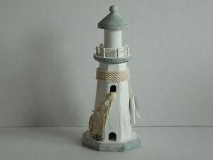 Lighthouse shabby chic seaside bathroom beach nautical ebay
