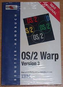 OS-2-Warp-Version-3-Benutzerhandbuch-Original-Version-NEU-noch-eingeschweisst