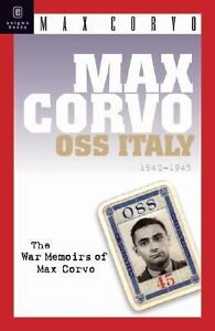OSS in Italy, 1942-1945 : The War Memoir...