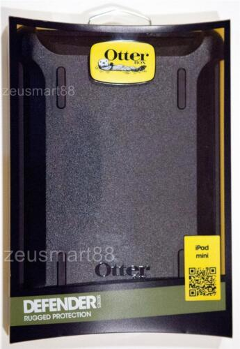 OTTERBOX DEFENDER Case w/Stand for IPAD MINI BLACK / BLACK OTTER BOX in Computers/Tablets & Networking, iPad/Tablet/eBook Accessories, Cases, Covers, Keyboard Folios | eBay