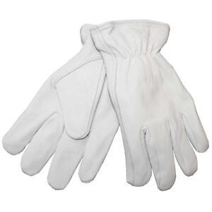 OX-ON-Cowboy-Winter-Arbeitshandschuhe-Lederhandschuhe-komplett-mit-Molton-gef