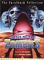 Oasis of the Zombies (DVD, 2001)
