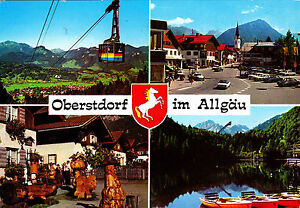 Oberstdorf-im-Allgaeu-gelaufene-AK