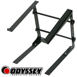 Odyssey LSTAND-S DJ Computer Laptop Stand Table-Top Stand-Alone (Black) in Musical Instruments & Gear, Equipment, Stands | eBay