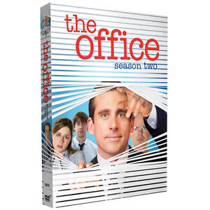 The Office - Season Two (DVD, 2006, 4-Di...