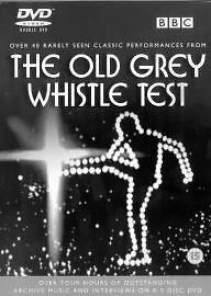 Old Grey Whistle Test (DVD, 2001)