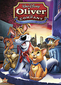 Oliver and Company (DVD, 2009, 20th Anni...