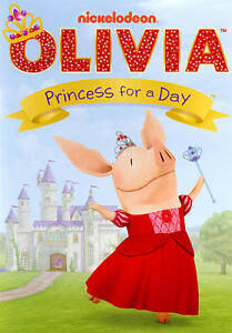 Olivia: Princess for a Day (DVD, 2011)