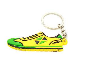 Running Shoe Keyring