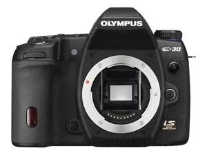 Olympus EVOLT E-30 12.3 MP Digital SLR C...