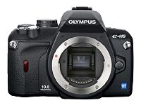 Olympus EVOLT E-410 10.0 MP Digital SLR ...