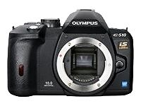 Olympus EVOLT E-510 10.0 MP Digital SLR ...