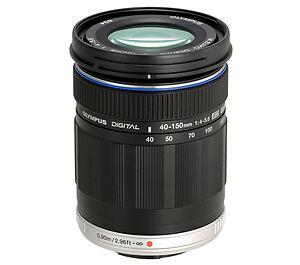Olympus M.Zuiko 40-150mm f/4.0-5.6 Micro Pen ED Digital Zoom Lens USA in Cameras & Photo, Lenses & Filters, Lenses   eBay