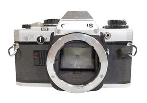 Olympus OM-10 35mm SLR Film Camera Body ...