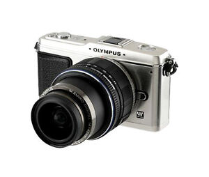 Olympus PEN E-P1 12.3 MP Digital Camera ...